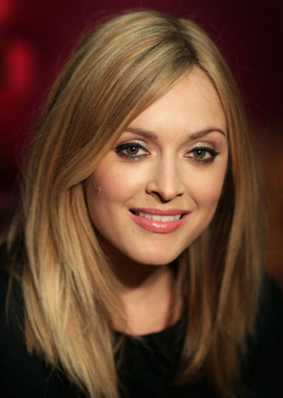 Fearne,Cotton,Straight,Long,Side,Part,Hairstyle