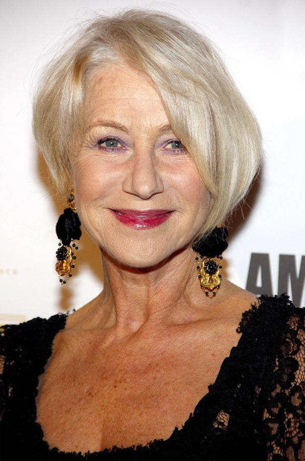 15 Of The Best Short Hairstyles For Women Over 60